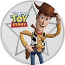 2018 Niue 1 oz Silver $2 Disney Pixar Toy Story: Sheriff Woody