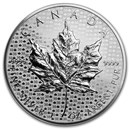 2018 Canada Silver 1 oz Maple Leaf 30th Anniversary Reverse Proof
