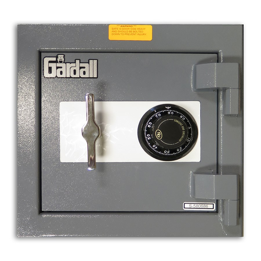 Gardall Compact Utility Safe - 1.16 Cubic Feet Storage
