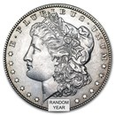 1878-1904 Morgan Silver Dollar AU (Random Year)