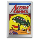 35 gram Silver DC Action Comics #1 Foil