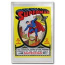 35 gram Silver DC Comics Superman #1 Foil