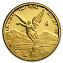 Mexico 1/20 oz Proof Gold Libertad (Random Year)