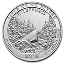 2019 5 oz Silver ATB Frank Church River of No Return Wild, ID