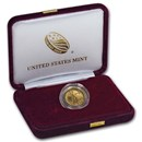 2019-W 1/10 oz Proof Gold American Eagle (w/Box & COA)