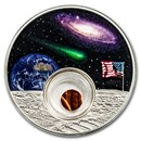 2019 Niue 1 oz Silver 50th Anniversary Moon Landing Liberty