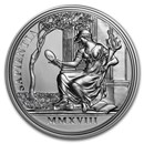 2018 Austria Silver €20 Maria Theresa (Prudence and Reform)