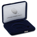 OGP Box & COA - 2018-S Silver American Eagle Proof
