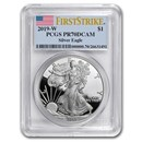 2019-W Silver American Eagle PR-70 PCGS (FirstStrike®)