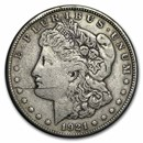 1921 P, D, or S Morgan Silver Dollar Cull (Random)