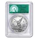 2019 Mexico 1 oz Silver Libertad MS-70 PCGS (FS, Green Label)