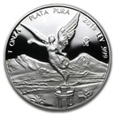2019 Mexico 1 oz Silver Libertad Proof (In Capsule)