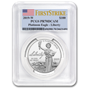 2019-W 1 oz Proof Platinum Eagle PR-70 PCGS (FirstStrike®)