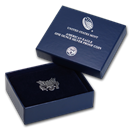 OGP Box & COA - 2019-W 1 oz Proof Silver American Eagle