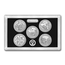 2019 America the Beautiful Quarters Silver Proof Set