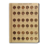 1959-2019 P,D,S Lincoln Memorial Cent Set BU/Proof (Dansco Album)