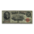1917* $2.00 Legal Tender VF (Star Note)