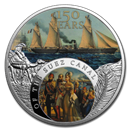 2019 Niue 1 oz Silver 150th Anniversary of The Suez Canal Proof