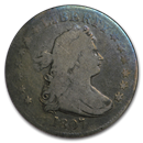 1807 Draped Bust Quarter VG