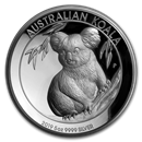 2019 Australia 5 oz Silver Koala Proof (High Relief, w/Box & COA)