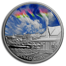 2019 RCM 1 oz Silver $20 Sky Wonders: Fire Rainbow