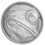 2019 Niue 1 oz Silver Animal Champions: Golden Poison Frog