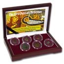 The Birth of Christ Six Ancient Coin Collection (103 BC-337 AD)