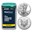 2020 1 oz Silver Eagles (20-Coin MD Premier + PCGS FS Tube)