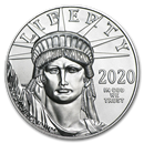2020 1 oz Platinum American Eagle BU