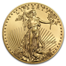 2020 1/10 oz Gold American Eagle BU