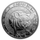 2020 France Silver €10 Year of the Rat Proof (Lunar Series)