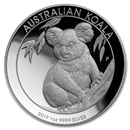 2019 Australia 1 oz Silver Koala Proof (High Relief, w/Box & COA)