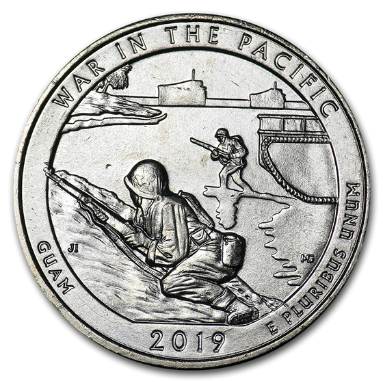 2019-W ATB Quarter War in the Pacific BU