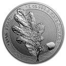 2019 Germania Silver Oak Leaf BU Round (Special Blister) - 1 oz