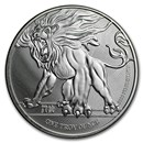 1 oz Silver Coin - Random Mint