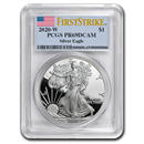 2020-W Silver American Eagle PR-69 PCGS (FirstStrike®)
