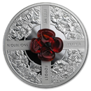 2019 Canada Silver $20 Lest We Forget