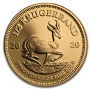 2020 South Africa 1/2 oz Proof Gold Krugerrand