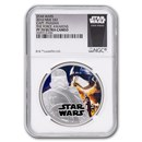 2016 Niue 1 oz Silver $2 Star Wars Captain Phasma PF-70 UCAM NGC
