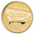2020 Great Britain 2 oz Proof Gold Music Legends: Queen