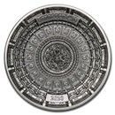 2020 Solomon Islands 100 gram Silver Forbidden City (4-Layer)