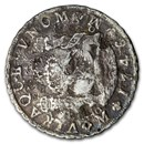 1746 Mo-MF Mexico Silver 8 Reales Fine (Chopmarked)
