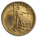2020-W 1/4 oz Proof Gold American Eagle (w/Box & COA)