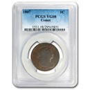 1807 Large Cent VG-8 PCGS Comet Variety
