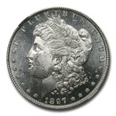 1897-S Morgan Dollar PL MS-62 NGC