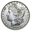1882-O/S Morgan Dollar AU