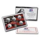 2007 50 State Quarters Proof Set (Silver)