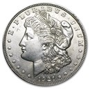 1921 P, D, or S Mint Morgan Silver Dollar AU (Random)
