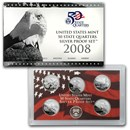 2008 50 State Quarters Proof Set (Silver)