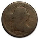 1804 Half Cent Good Plain 4 Stemless